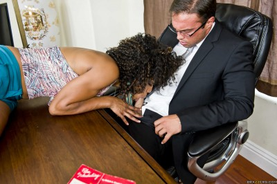 Misty Stone Dick Sucking